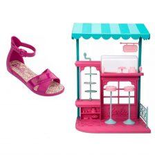 Grendene Barbie Confeitaria